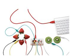 MaKey Makey: Amazing tech kit that turns your kids into inventors. Make ANYTHING a keyboard key! Unreal.