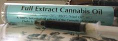 """Simpson"" Oil - Full Extract Cannabis Oil"