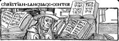 Hebrew, Greek, Latin: the Language Hour