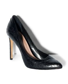 Vince Camuto NORROW pumps! I think these are a YES!