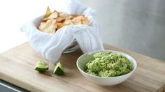 Learn how to make Spicy Guacamole Dip