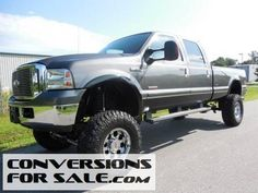 2007 Ford F-350 Super Duty Lariat Diesel Lifted Truck