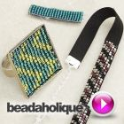 Tutorial - Videos: How to Finish and Back Bead Loom Weaving | Beadaholique