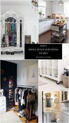 Top 5 Small Space Solutions of 2013