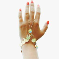 Crystal Handchain by LDRAYE on Etsy, $32.00