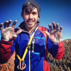 #climberhands / Jordan Hirro
