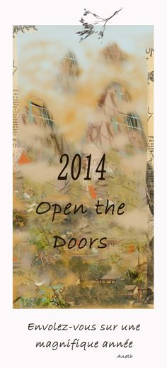 Open the doors