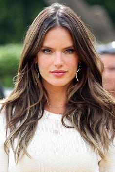 21 Long Hairstyles We Love - Best Celebrity Long Hairstyle Ideas - Harper's BAZAAR