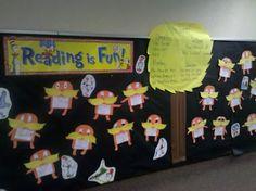 Dr. Seuss Bulletin Board