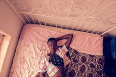 Kenyan model Yaya Deng | photography by Cybele Malinowski