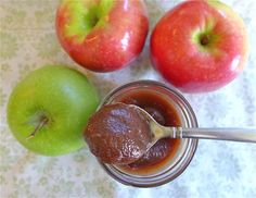 Slow-Cooked Apple Butter... The Perfect Edible Gift