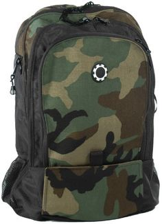 the best DadGear Backpack - Camouflage.