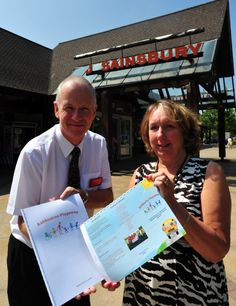 AN ACTIVITY scheme for children with disabilities has been chosen as the charity partner for a town centre supermarket.