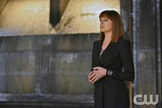 Nikita -- Invisible Hand -Pictured: Melinda Clarke as Amanda -- Credit: Sven Frenzel/The CW --  2013 The CW Network. All Rights Reserved