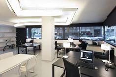 Partner desks