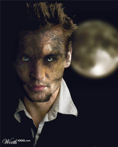 Johnny Depp Werewolf