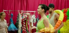 Fitting Katy Perry for her California Dreams Tour Wardrobe ♥