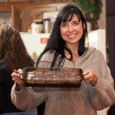 Brownie Cake and I | Trim Healthy Mama