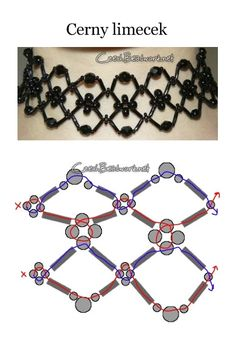 Beaded Necklace PATTERN
