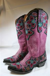 Marrione Boots by Old Gringo