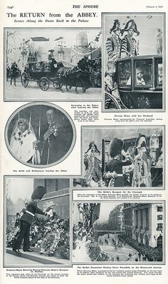 Images of Princess Mary & Viscount Lascelles Wedding 1922 The Sphere Royal Marriage Number. After their honeymoon, the couple went to live at Goldsborough Hall
