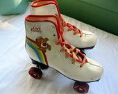 My very first set of skates