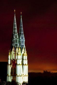 The Cathedral in Savannah, GA