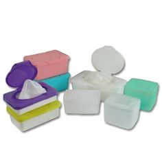 75 uses for empty baby wipe containers...pin now, read later