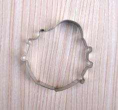 """Ladybug Cookie Cutter by sweetestelle on Etsy, $2.50 + $8 shipping. 4 1/2"""" high."""
