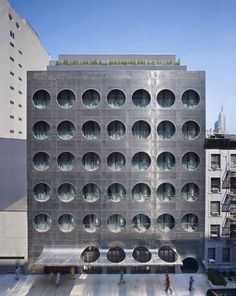 Dream Downtown Hotel, NY by Handel Architects
