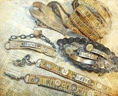 measuring tape jewelry