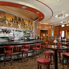 Haunted Hotels: Stay at the Queen Mary