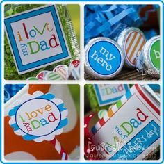 Father's Day Printables + Freebie