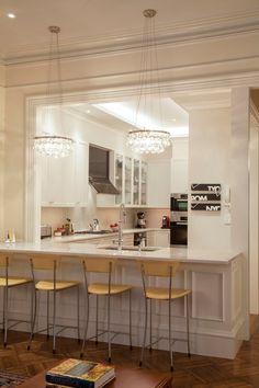 Copia de residencia Bay, Boston.  Duffy Group Design.