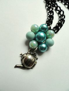 Alice in Wonderland Jewelry  Steampunk by AmberIlysSteamcrafts, $35.00
