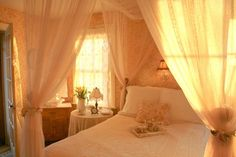 traditional bedroom by Aiken House & Gardens.  Would you ever get out of bed?