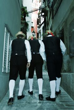 Traditional Slovenian Costumes