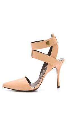 mid heel, alexand wang, pumps, wang sonja, heels, heel pump, alexander wang, wang pump, shoe