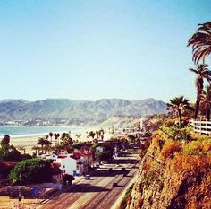 Malibu- seriously my favorite view ever #california