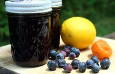 blueberri lemon, lemons, chile jam, food, canning idea, preserv, canning jelliesjam, blueberries, lemon chile