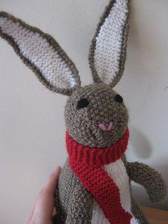 Ravelry: Vintage Rabbit pattern by Sara Elizabeth Kellner