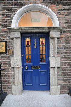 Ireland     Doors of Dublin