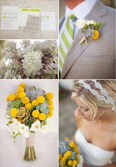 pretty wedding colors.