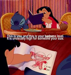 lilo and stitch! love this movie :)