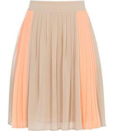 Devon Fully Pleated Skirt