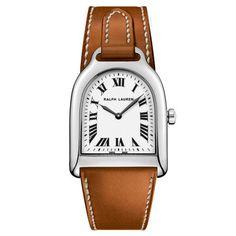The Ralph Lauren Stirrup Collection Watch