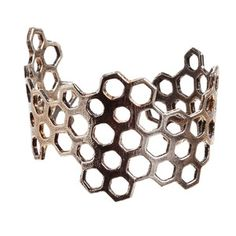 Hive Cuff Sterling, $131, now featured on Fab.