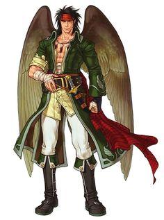 Fire Emblem: Path of Radiance: Tibarn
