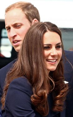 .Will & Kate...Has anyone else noticed that Kate smiles almost all of the time??  Love that about her!!