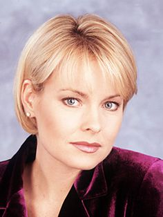 Jensen Buchanan as Vicky/Marley on Another World - in my opinion better than Anne Heche in this role whom she replaced.